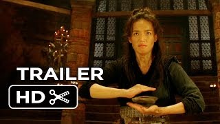 Journey To The West US Release TRAILER 2014  Stephen Chow Movie HD