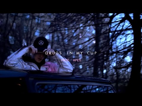 """(Free) Lil Peep Type Beat """"Drugs in my cup""""   Benz truck type beat   (Prod. Apes)"""