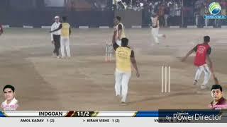Funny Video Gotya Umpire At Aadaranjali Chashak 2018 Badlapur