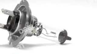 Super White Vehicle Headlight Bulb - H7-499