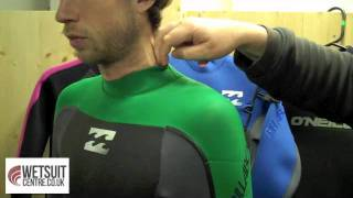 A Review on Wetsuit Sizing And Wetsuit Fitting