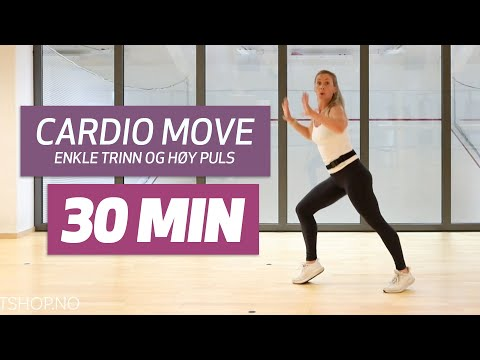 CardioMove med Kristina Jensvold