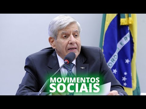 General Augusto Heleno nega 'qualquer possibilidade' de novo AI-5 - 06/11/19