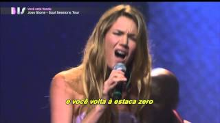 Joss Stone - (For God's Sake) Give More Power To The People, São Paulo 2012 [720p]