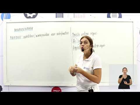 Aula 07 | Gêneros narrativo e descritivo - Parte 02 de 03 - Português