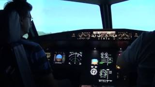 Session de Pilotage sur Simulateur de Vol Airbus A320 à Paris-Orly