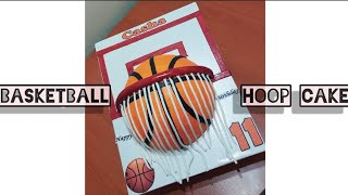 How To Make A BASKETBALL CAKE 2020 | Step By Step Basketball Cake | Basketball Birthday Cake |