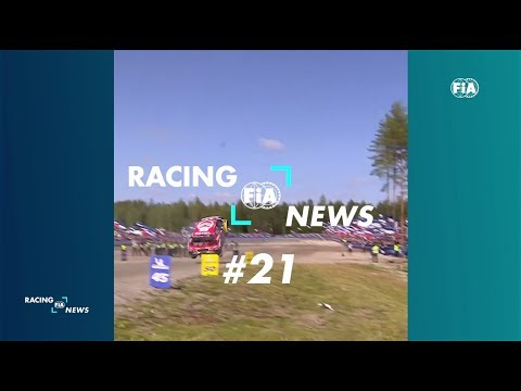 FIA Racing News #21