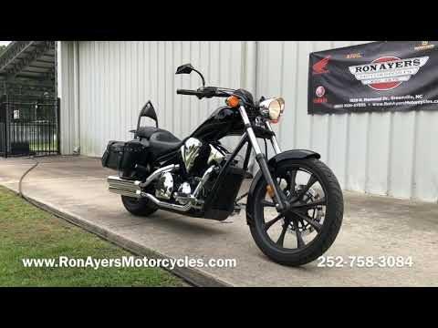 2014 Honda Fury™ in Greenville, North Carolina - Video 1