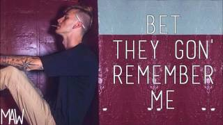 Machine Gun Kelly - Make It Happen (With Lyrics)
