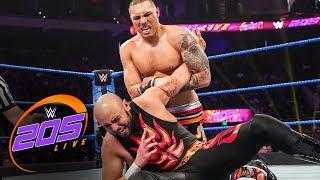 Joaquin Wilde Vs. James Tapia: WWE 205 Live, Dec. 13, 2019