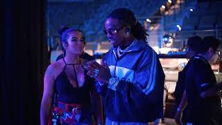 Karol G x Quavo //  Billboards 2018