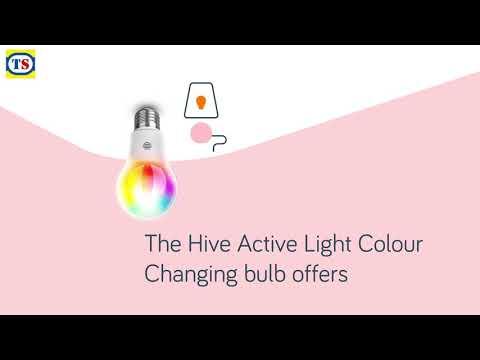 Hive Active Light™ Colour Changing