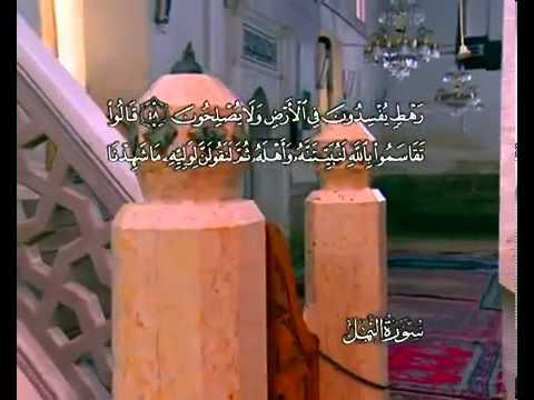 Сура Муравьи <br>(ан-Намль) - шейх / Абдуль-Басит Абдус-Сомад -