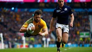 Ashley-Coopers Phenomenal Break Against Scotland