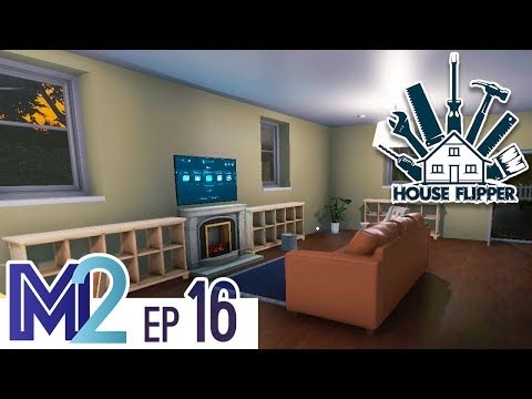 House Flipper Game Ep 16 - Goodbye Ghosts! 👻