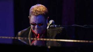 Elton John I Don't Wanna Go On With You Like That Live 1998 at Ritz, Paris