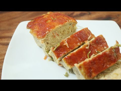 ইফতার স্পেশাল-চিকেন মিটলোফ | Easy Meatloaf Recipe | MeatLoaf Recipe In Bangla
