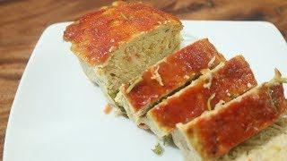 ইফতার স্পেশাল-চিকেন মিটলোফ   Easy Meatloaf Recipe   MeatLoaf Recipe In Bangla