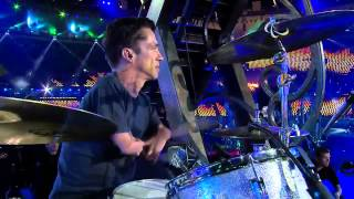 Coldplay - God Put A Smile Upon Your Face - 6/16 - Live @ Paralympic Games Closing Ceremony 2012