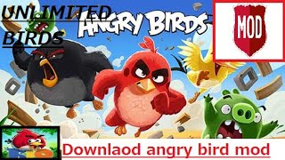 How To Download Angry Bird Game Mod For Andriod