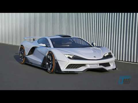 All-American Supercar: The Aria FXE