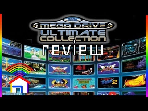 Sega Mega Drive Ultimate Collection review - ColourShed