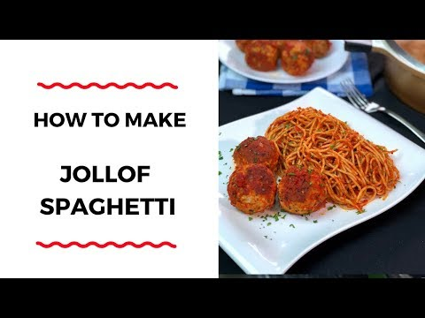 HOW TO MAKE JOLLOF SPAGHETTI – PASTA RECIPE – ZEELICIOUS FOODS