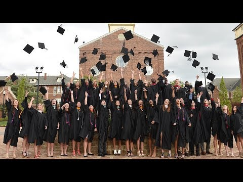 2019 University of Dayton Undergraduate Commencement