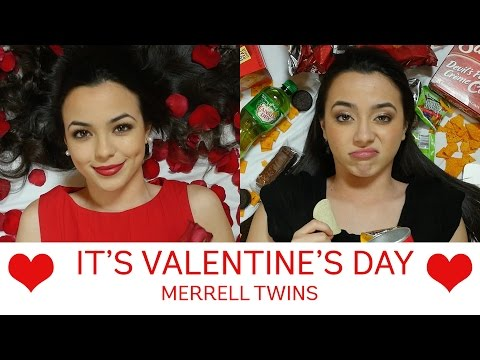 Its Valentines Day Song Merrell Twins