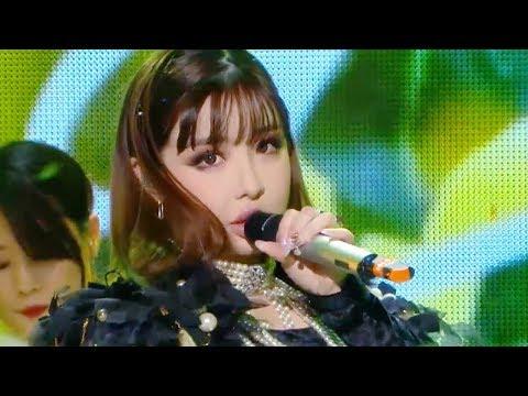 Park Bom - Spring [Show! Music Core Ep 625]