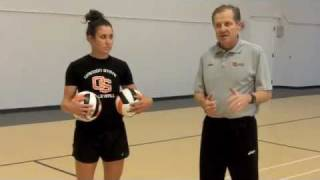 Defense Positioning And Collapsed Digs By The Art Of Coaching Volleyball