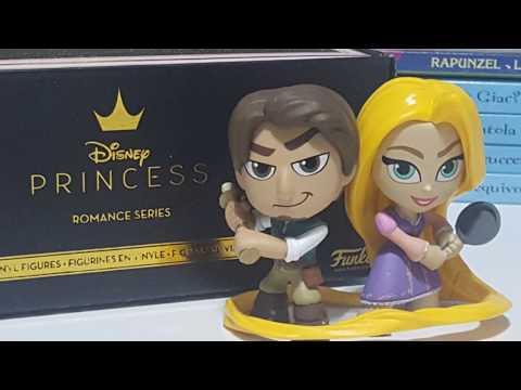 Funko Pop! 2-Pack - Flynn & Rapunze (Tangled)l Disney Princess - Romantic series