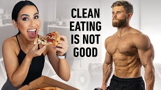 What is wrong with clean eating