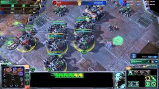 [Moje Woje] Czyli TERRAN IMBA!! Starcraft 2 HD Polski Komentarz