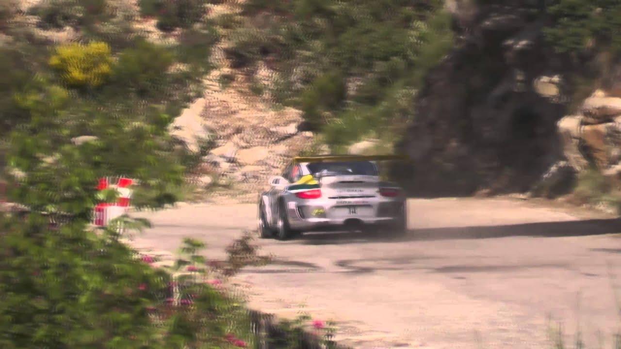 Rallye Antibes Côte d'Azur 2014 - Les Porsche Yacco