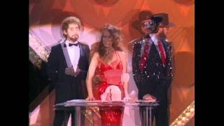 George Jones Wins Top Video Of The Year - ACM Awards 1986