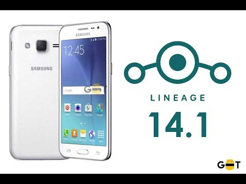 Upgrade Your Samsung Galaxy J200h To Nougat 7 1 2