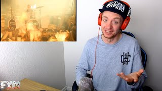 ACCEPT - Teutonic Terror (OFFICIAL MUSIC VIDEO) REACTION