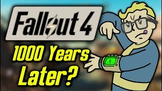 WhatHappensAfter1000YearsinFallout4?