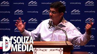 Students asks D'Souza to prove the Democrats' racist history