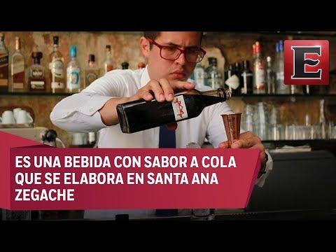 Familia de Oaxaca elabora la Zega-Cola, refresco artesanal