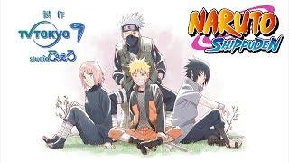 Naruto Shippuden Endings 1-40 (HD)