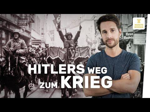 Hitlers Außenpolitik einfach erklärt | Nationalsozialismus | Zusammenfassung