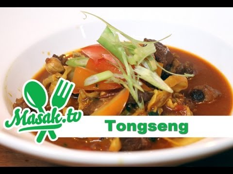 Video Tongseng | Resep #099