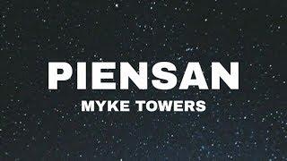 Piensan (Letra/Lyrics)