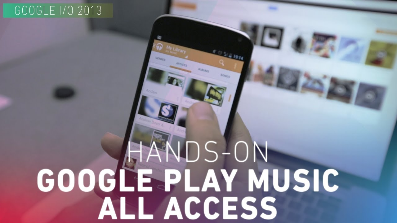 Google Play Music All Access hands-on thumbnail
