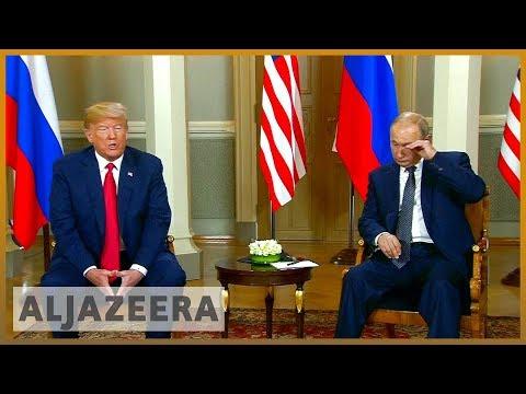 🇺🇸 Trump invites Putin to US as Democrats call for Helsinki details   Al Jazeera English