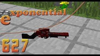 Exponential 627 Рельсотрон и револьвер-дробовик