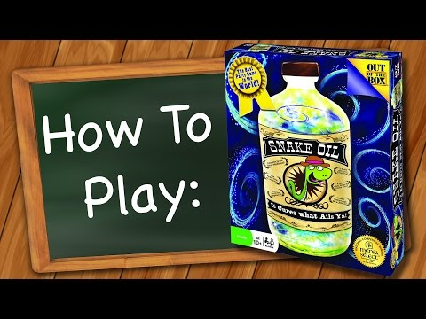 How to Play: Snake Oil
